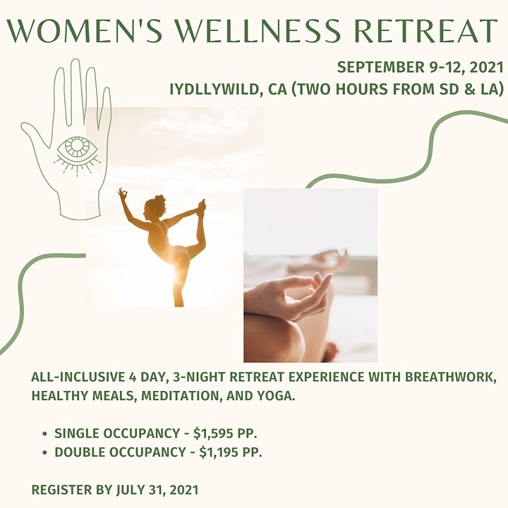 Women's Wellness Retreat at Idyllwild Manor image