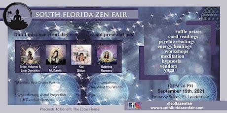 The South Florida Zen Fair tickets