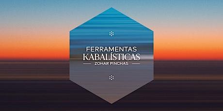 Seminário Ferramentas Kabalisticas | Agosto de 2021 ingressos