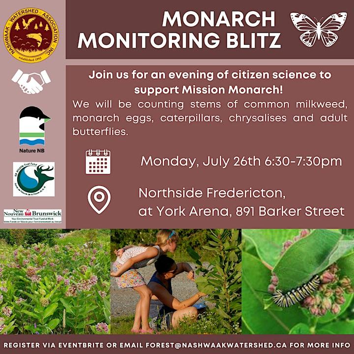 Monarch Monitoring
