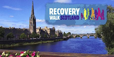 Recovery Walk Scotland Perth 2021 tickets