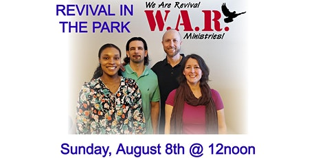 In-Person - Revival In The Park tickets