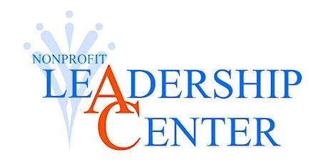 Nonprofit Financial Management Course tickets