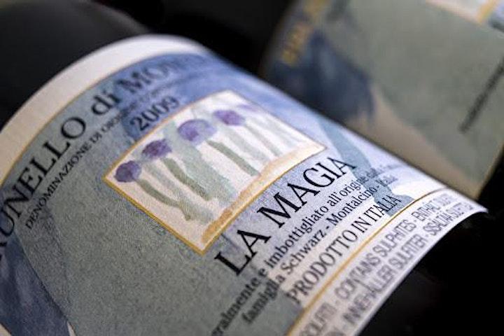 冠軍級陣容  意國 Tuscan Wines All Stars 品鑒會   MyiCellar 雲窖 image