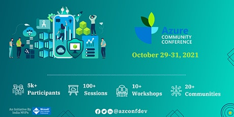 Azure Community Conference-2021 tickets