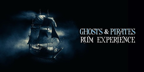 Ghosts and Pirates Rum Experience tickets