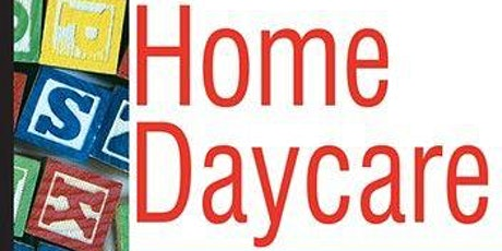 Running a Licensed Home Daycare in Oxford County tickets
