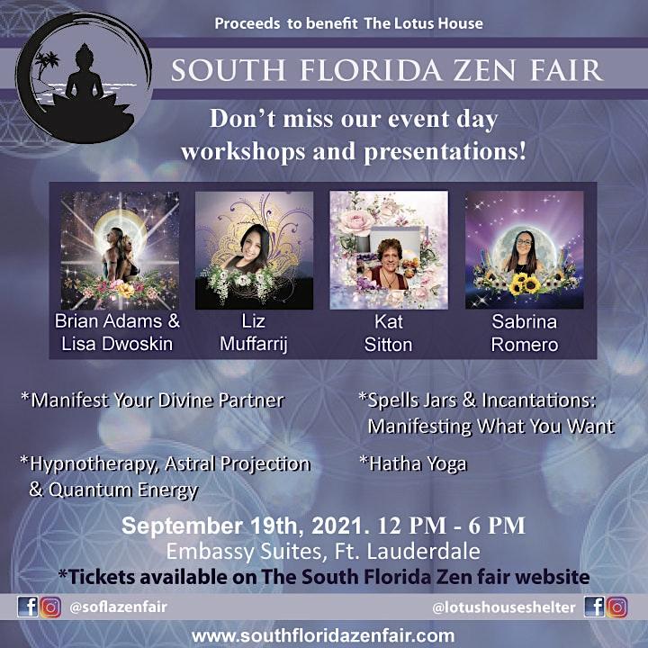 The South Florida Zen Fair image
