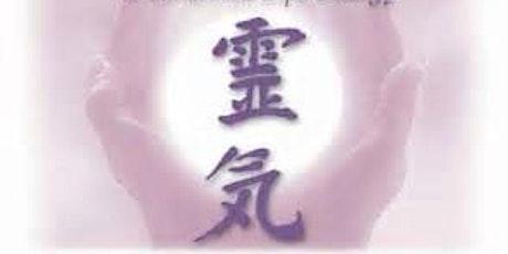 Reiki Master/Teacher  (Level 3) Training and Certification tickets