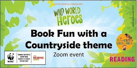 Wild World Heroes Book Fun - Countryside! tickets