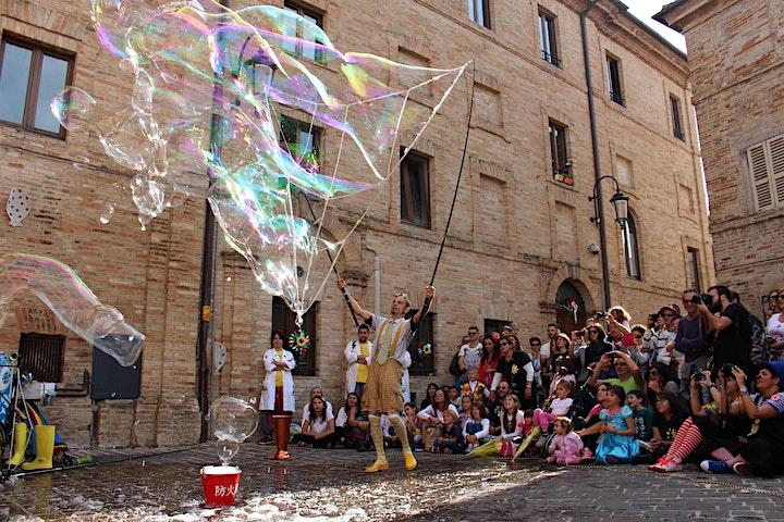 Immagine Veregra Street Festival 2021 - Fish&Bubbles - Michele Cafaggi