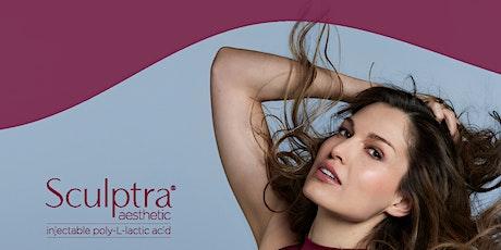The Sculptra Event | Sanova Dermatology - San Antonio Medical Center tickets