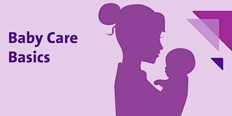 Baby University: Baby Care Basics Online tickets