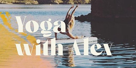 Paddleboard Yoga tickets