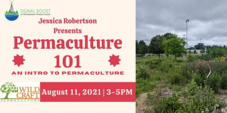 Permaculture 101: An Intro to Permaculture tickets