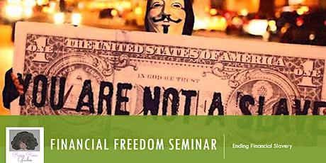 End Financial Slavery Seminar tickets