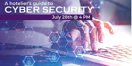 Cyber Security. What Hoteliers and Marketers Need To Know Now tickets