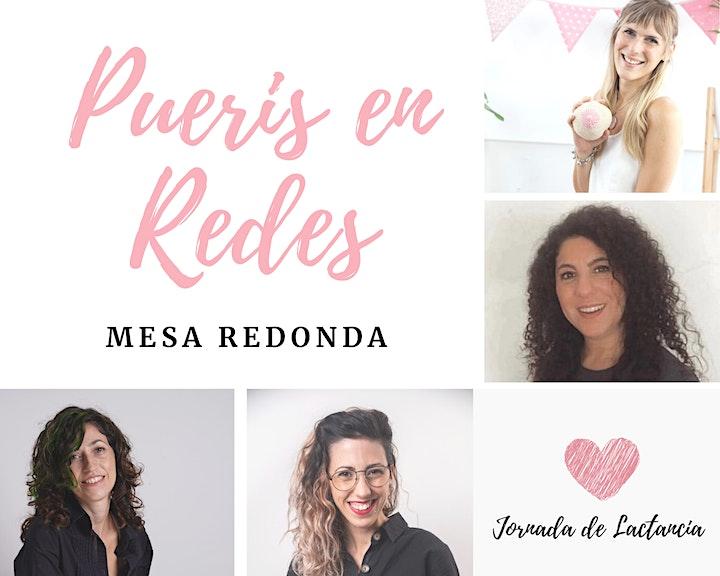 Imagen de Pueris en Redes -Mesa Redonda