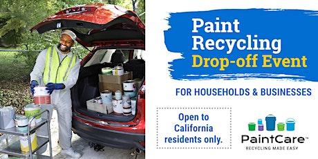 Paint Drop-Off Event - City of Rancho Santa Margarita tickets
