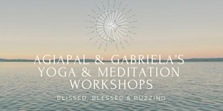 Sunset Beach Yoga & Mediation Workshop tickets