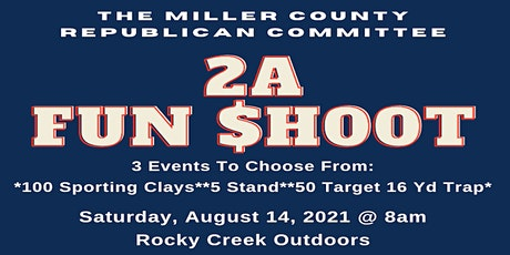 Miller County Republican Committee 2A FUN $H00T tickets