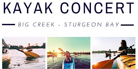 Door County Kayak Concert tickets