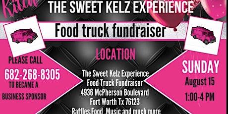 The Sweet Kelz Experience Food Truck Fundraiser tickets