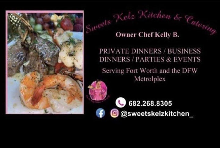 The Sweet Kelz Experience Food Truck Fundraiser image