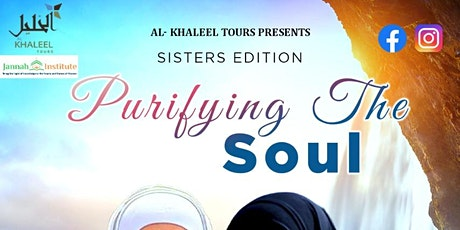 Purifying the Soul ingressos
