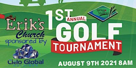 Erik's Church Charity Golf Tournament - To benefit Windham Veterans Center tickets