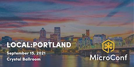 MicroConf Local: Portland tickets