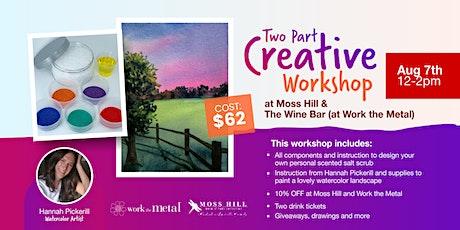 Two Part Creative Workshop tickets