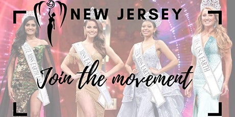 New Jersey Earth Pageant tickets