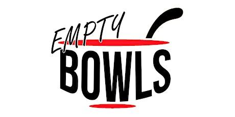 Empty Bowls 2021 tickets