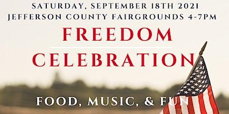Freedom Celebration tickets