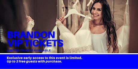 Brandon Pop Up Wedding Dress Sale VIP Early Access tickets