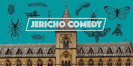 Jericho Comedy Night at the Museum: Creepy Crawlies tickets