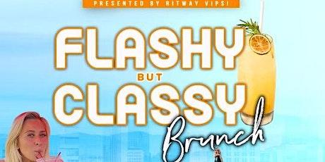 Flashy but  Classy Brunch tickets