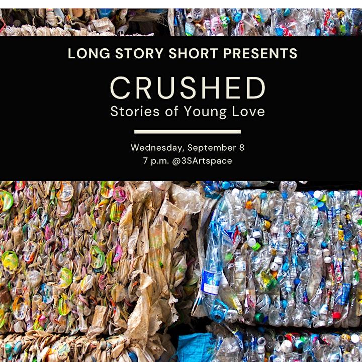 Long Story Short: Crushed image