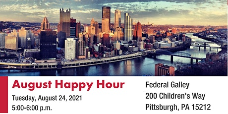 August Happy Hour - Pittsburgh tickets