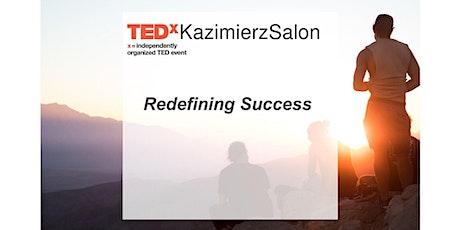 TEDxKazimierz Salon - Redefining Success tickets