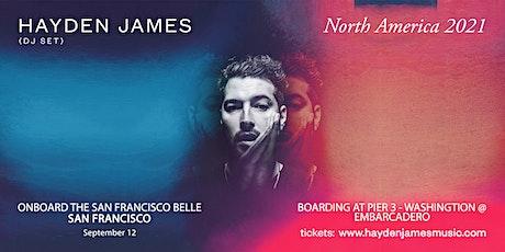 Hayden James (DJ Set) - Boat Party tickets