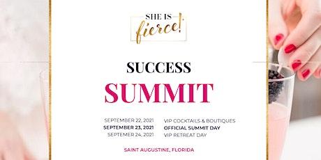 She Is Fierce! Success Summit tickets