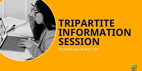 Renewed Tripartite License Agreement Information Session tickets