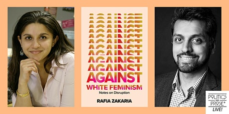 P&P Live! Rafia Zakaria | AGAINST WHITE FEMINISM with Wajahat Ali tickets