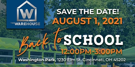 The Warehouse Church Back to School Bash! tickets