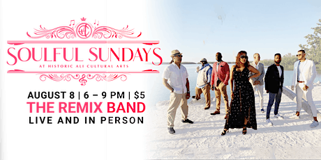 Soulful Sundays  - In-Person tickets