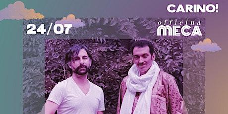 CARINO! | BOMBINO & ADRIANO VITERBINI biglietti