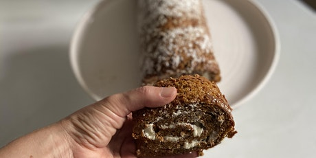 Annie's Signature Sweets Virtual Baking Class -  Gingerbread Cake Roll tickets