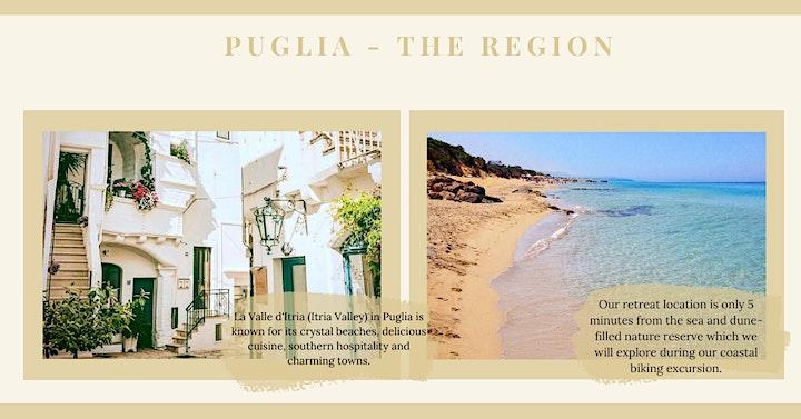 THE RENEWAL YOGA RETREAT (PUGLIA) image